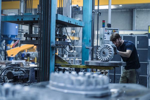 Low-pressure die casting - AGVS EN